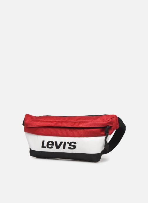 Kleine lederwaren Levi's Banana sling Tricolor Multicolor model