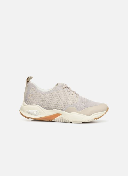 Trainers Timberland Delphiville Textile Sneaker Beige back view