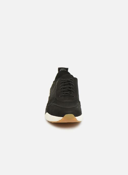 Baskets Timberland Kiri Up New Leather Ox Noir vue portées chaussures