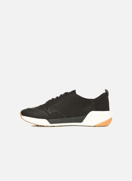 Trainers Timberland Kiri Up New Leather Ox Black front view