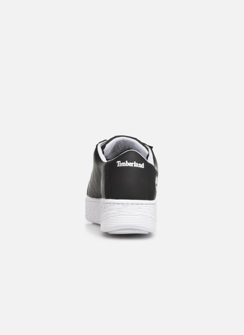 Baskets Timberland Marblesea Leather Sneaker Noir vue droite