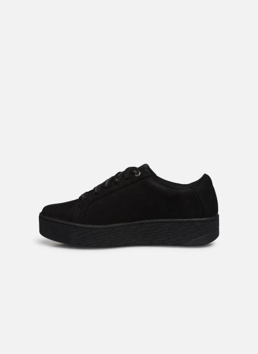 Baskets Timberland Marblesea Leather Sneaker Noir vue face