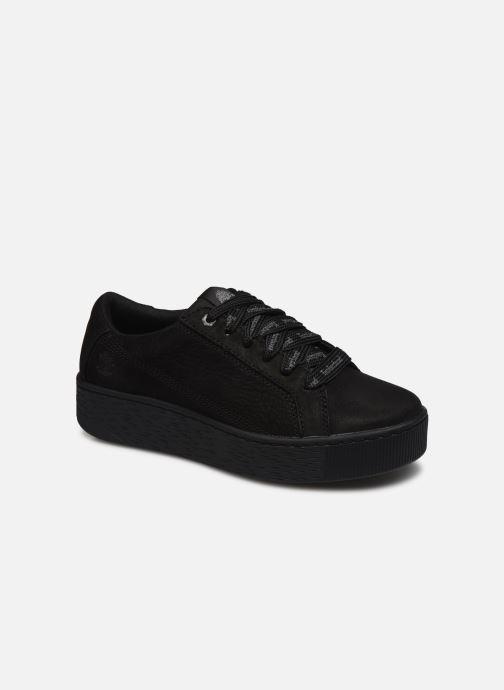 Baskets Timberland Marblesea Leather Sneaker Noir vue détail/paire