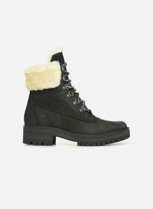 Bottines et boots Timberland Courmayeur Valley 6in wShearling Noir vue derrière