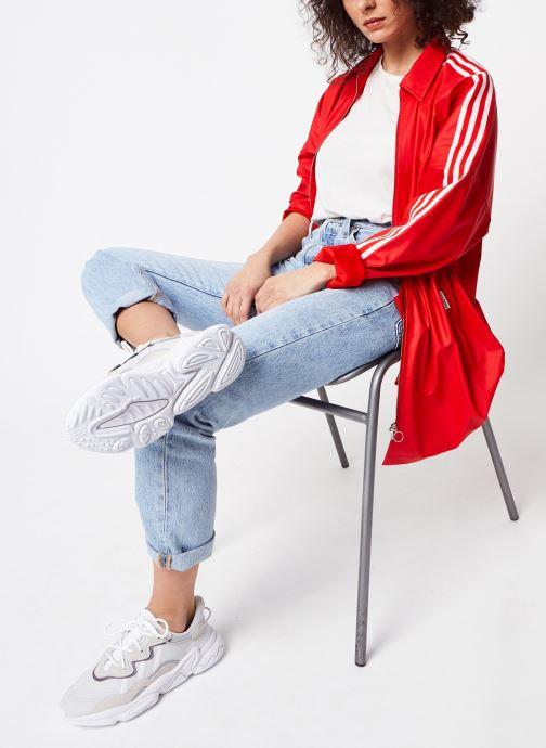Kleding adidas originals Jacket Rood onder
