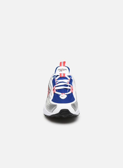 Baskets Reebok Dmx Series 2200 Multicolore vue portées chaussures