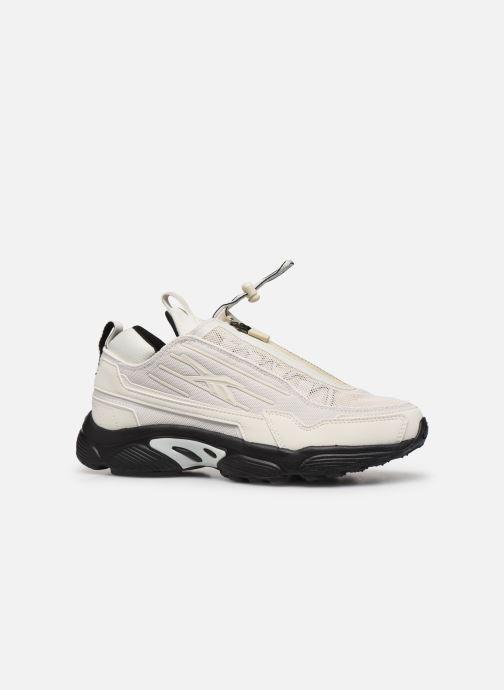 Sneaker Reebok Dmx Series 2200 Zip weiß ansicht von hinten
