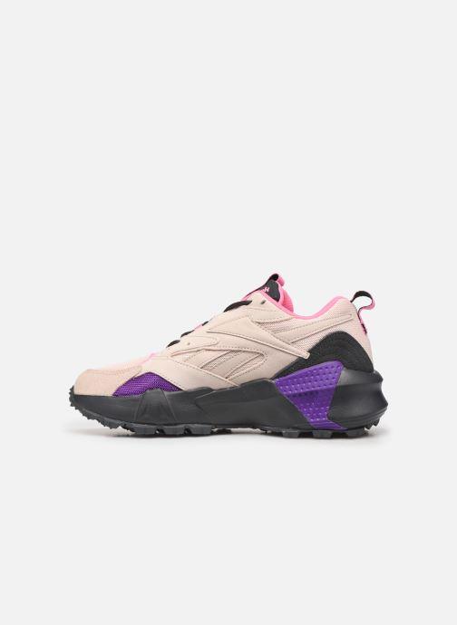 Sneakers Reebok Aztrek Double Mix Trail Roze voorkant