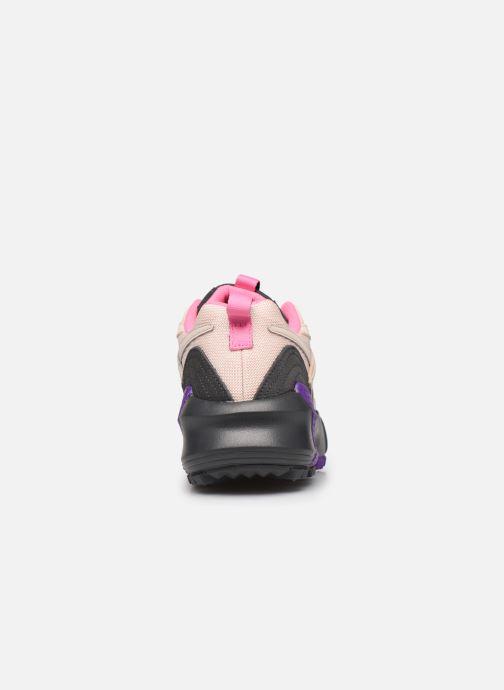 Sneakers Reebok Aztrek Double Mix Trail Roze rechts