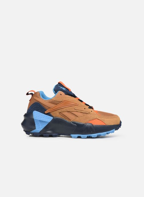 Sneakers Reebok Aztrek Double Mix Trail Marrone immagine posteriore