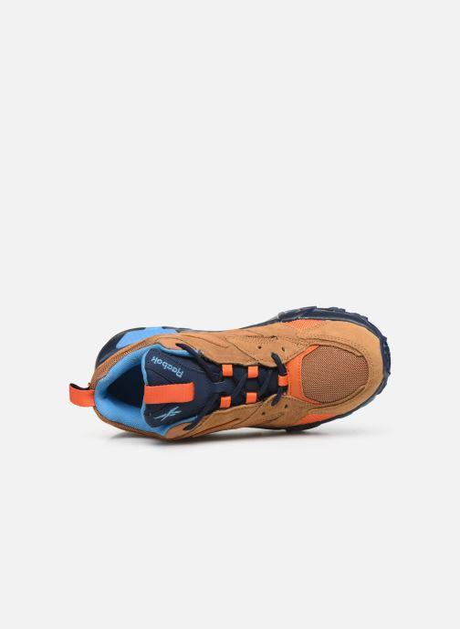 Sneakers Reebok Aztrek Double Mix Trail Marrone immagine sinistra