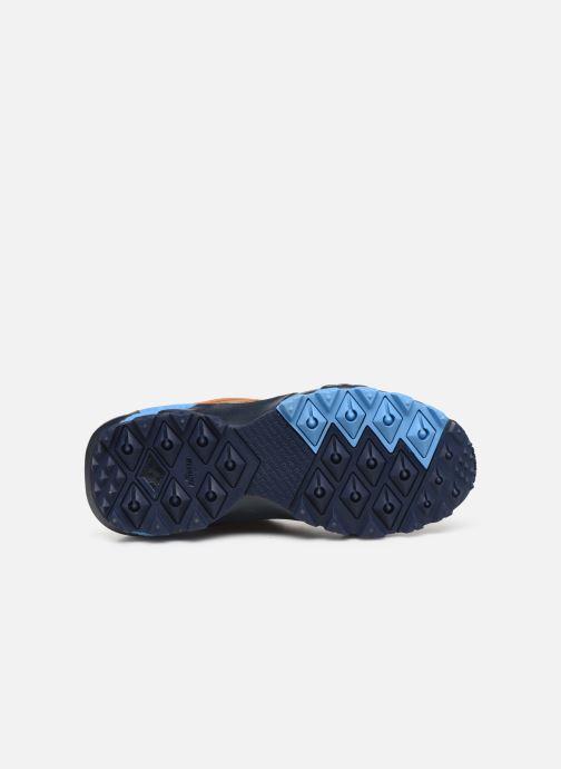 Sneakers Reebok Aztrek Double Mix Trail Marrone immagine dall'alto