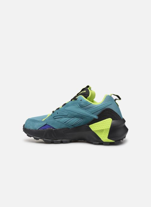 Trainers Reebok Aztrek Double Mix Trail Green front view