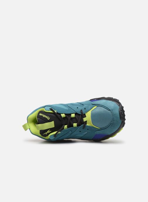 Trainers Reebok Aztrek Double Mix Trail Green view from the left