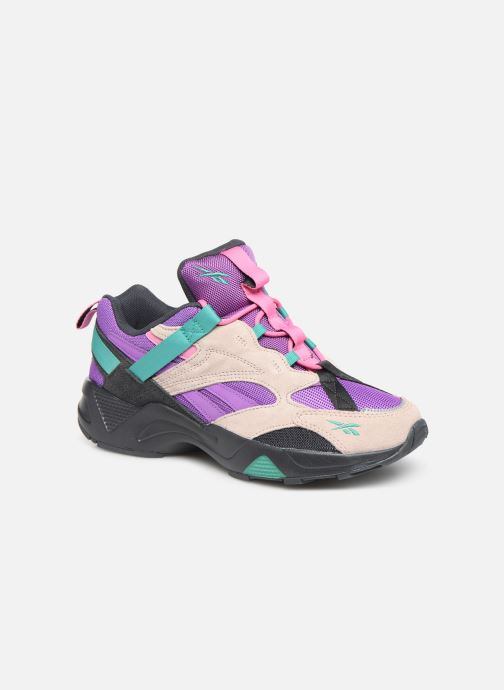 Trainers Reebok Aztrek 96 Adventure W Pink detailed view/ Pair view