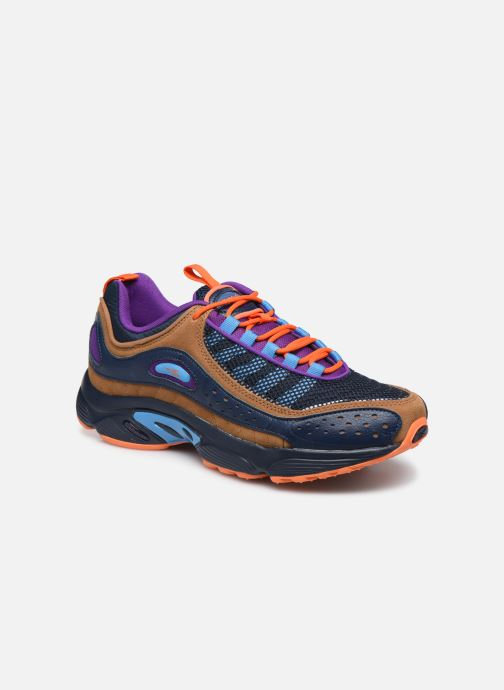 Trainers Reebok Daytona Dmx II M Blue detailed view/ Pair view