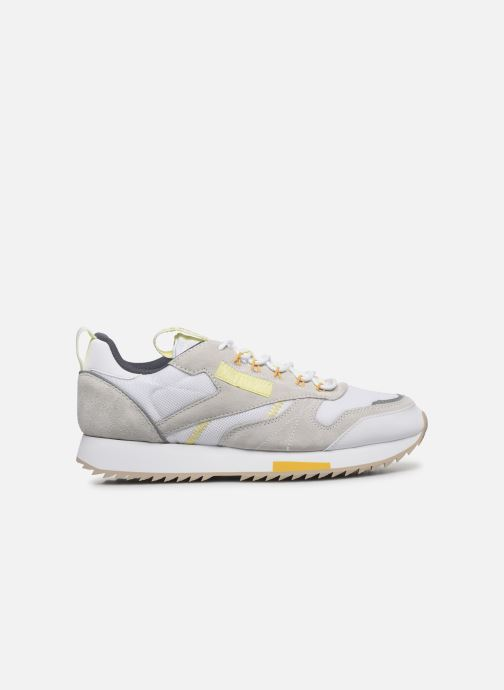 Deportivas Reebok Cl Leather Ripple Trail Blanco vistra trasera
