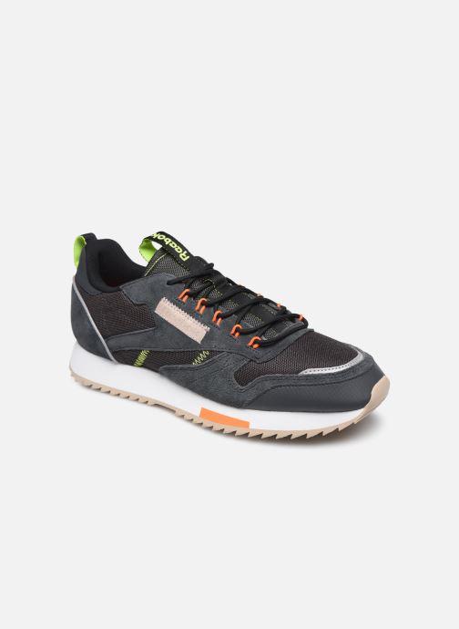 Sneakers Reebok Cl Leather Ripple Trail Nero vedi dettaglio/paio