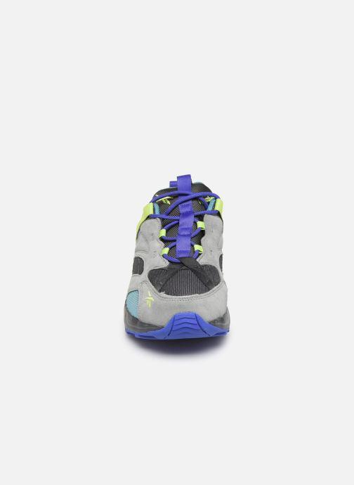 Sneaker Reebok Aztrek 96 Adventure M grau schuhe getragen