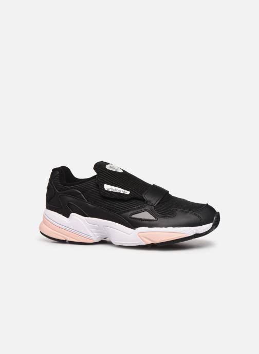 Sneaker adidas originals Falcon Rx W schwarz ansicht von hinten