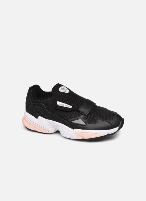 Sneaker adidas originals Falcon Rx W schwarz detaillierte ansicht/modell