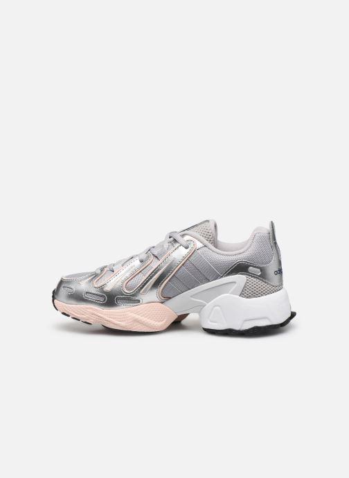Sneaker adidas originals Eqt Gazelle W grau ansicht von vorne