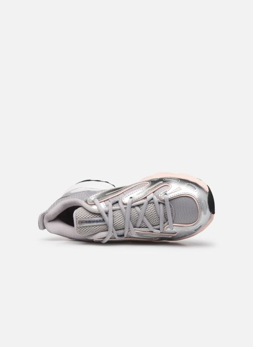 Sneaker adidas originals Eqt Gazelle W grau ansicht von links