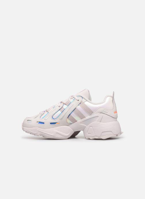 Sneakers adidas originals Eqt Gazelle W Roze voorkant