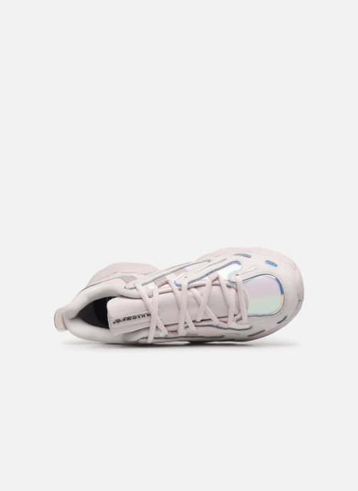 Trainers adidas originals Eqt Gazelle W Pink view from the left