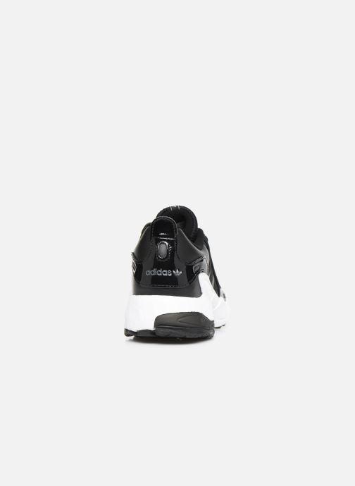 Sneaker adidas originals Eqt Gazelle W schwarz ansicht von rechts