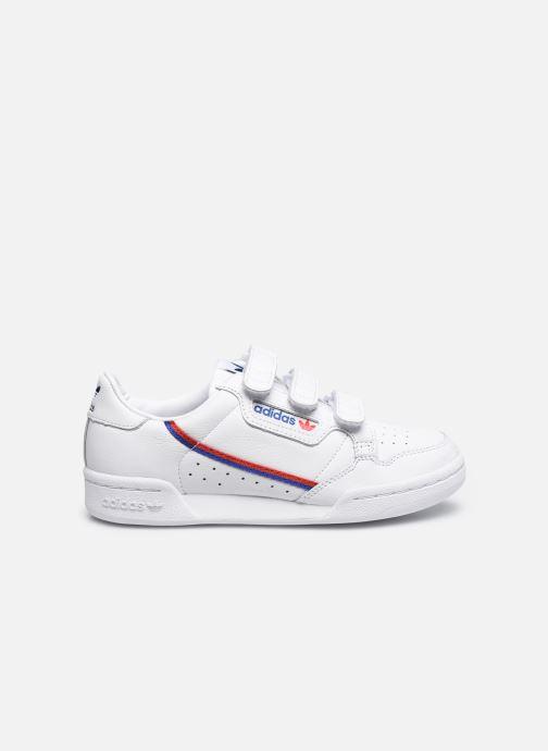 Sneaker adidas originals Continental 80 W Strap weiß ansicht von hinten