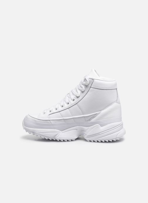 Sneakers adidas originals Kiellor Xtra W Bianco immagine frontale