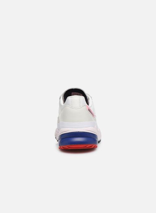Baskets adidas originals Kiellor W Blanc vue droite