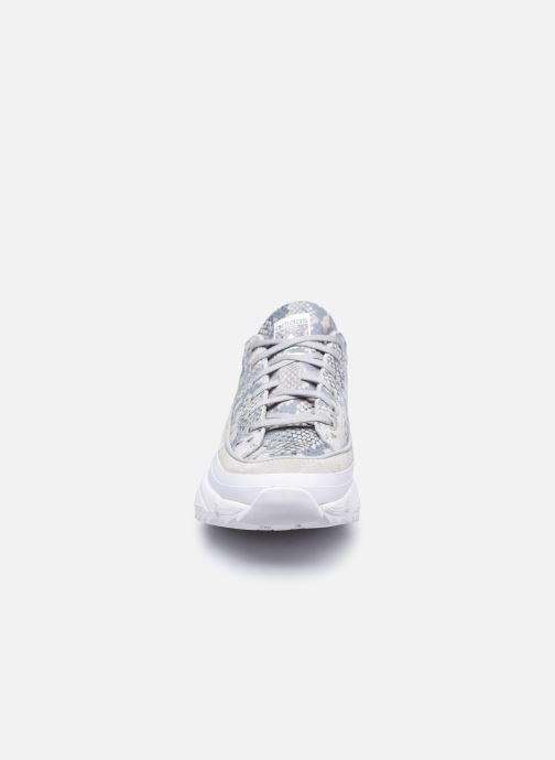 Sneakers adidas originals Kiellor W Grigio modello indossato
