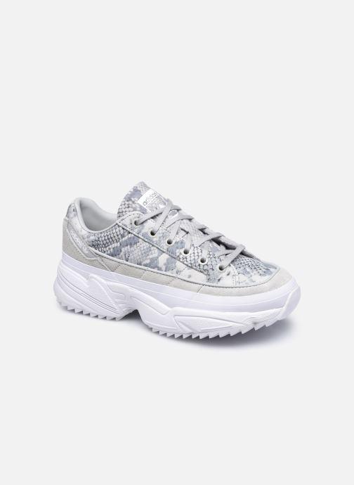 Sneakers adidas originals Kiellor W Grijs detail