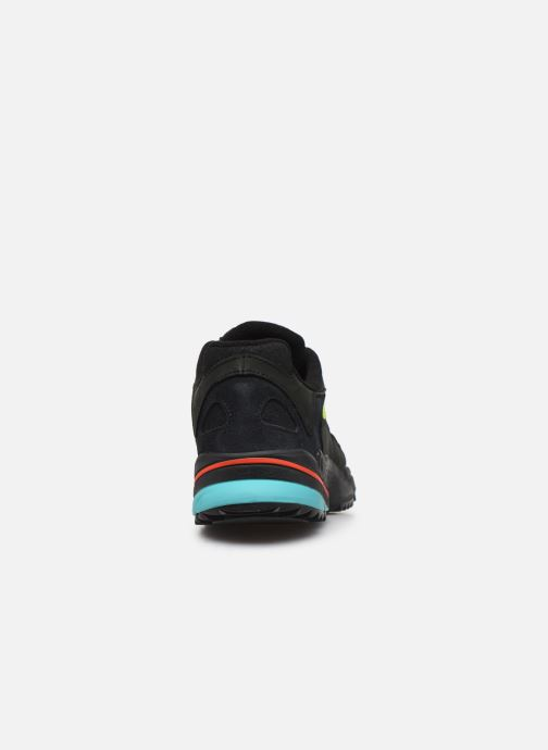 Deportivas adidas originals Yung-1 Trail Negro vista lateral derecha