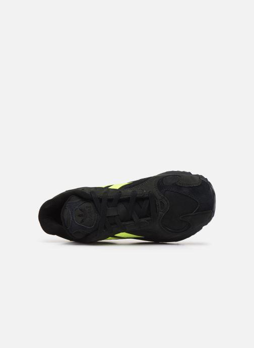 Sneakers adidas originals Yung-1 Trail Zwart links