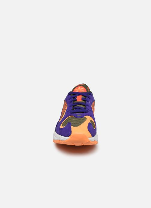 Trainers adidas originals Yung-1 Trail Multicolor model view