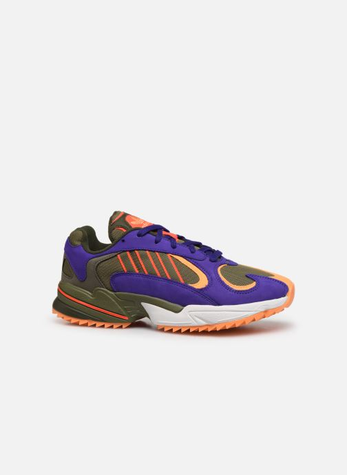 Trainers adidas originals Yung-1 Trail Multicolor back view
