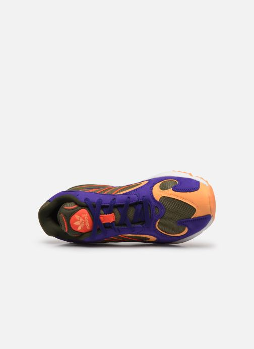 Baskets adidas originals Yung-1 Trail Multicolore vue gauche