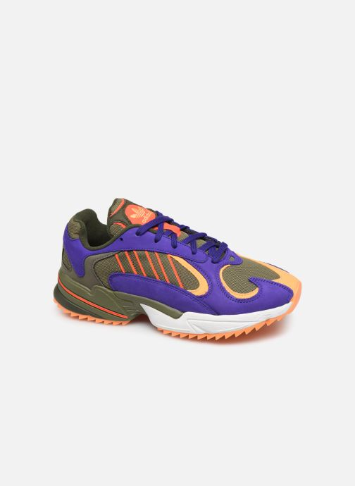 Baskets adidas originals Yung-1 Trail Multicolore vue détail/paire