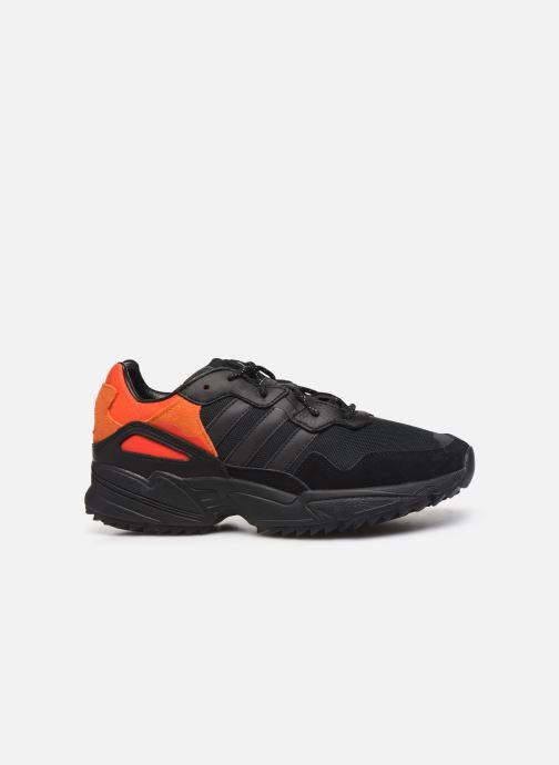 Sneaker adidas originals Yung-96 Trail schwarz ansicht von hinten