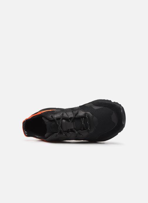 Sneaker adidas originals Yung-96 Trail schwarz ansicht von links