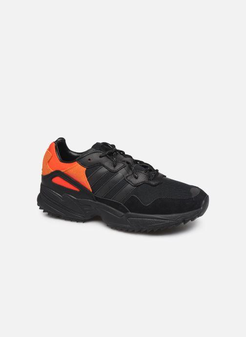 Sneaker adidas originals Yung-96 Trail schwarz detaillierte ansicht/modell