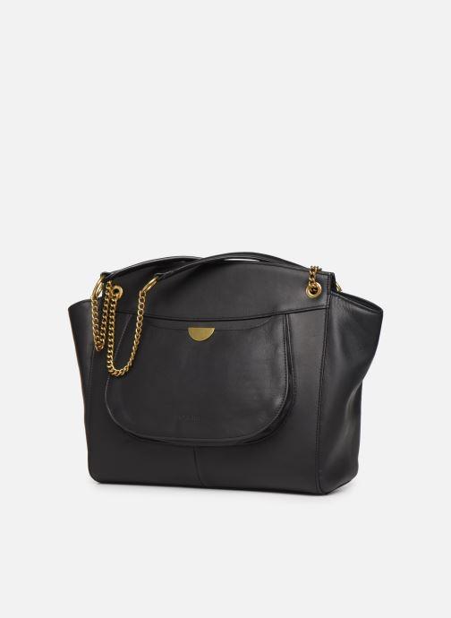 Handtassen Nat & Nin Claudie Zwart model