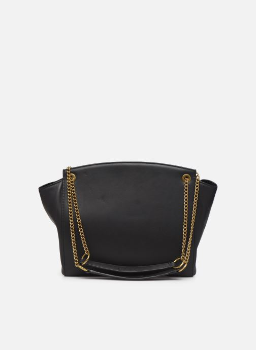 Handtassen Nat & Nin Claudie Zwart voorkant