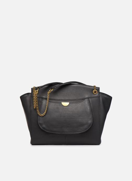 Handtassen Nat & Nin Claudie Zwart detail