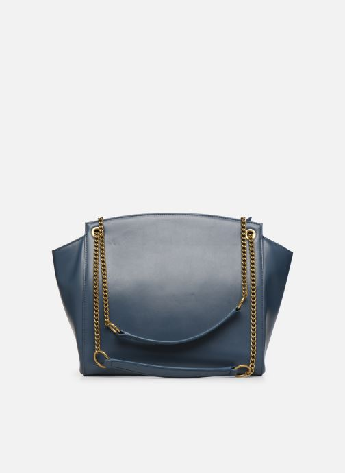Handtaschen Nat & Nin Claudie blau ansicht von vorne