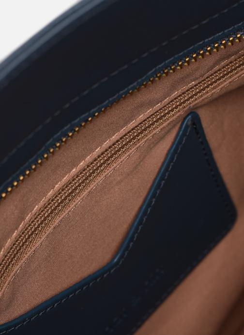 Handtaschen Nat & Nin Claudie blau ansicht von hinten