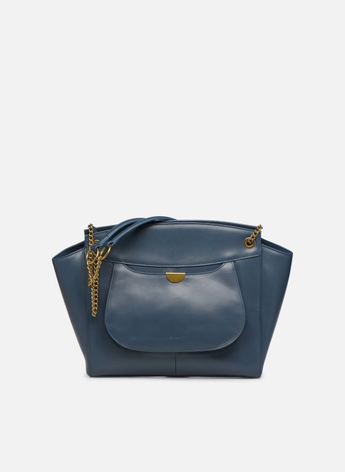 Handtaschen Nat & Nin Claudie blau detaillierte ansicht/modell